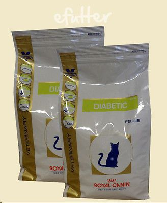 Details Zu 2x3 5kg Royal Canin Diabetic Ds46 Veterinary Diet