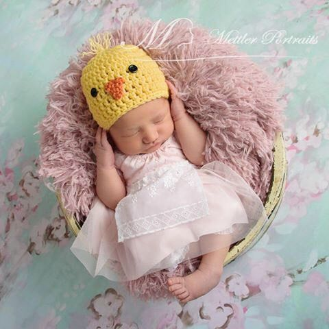 0db9c996ac3 Baby Chick Hat