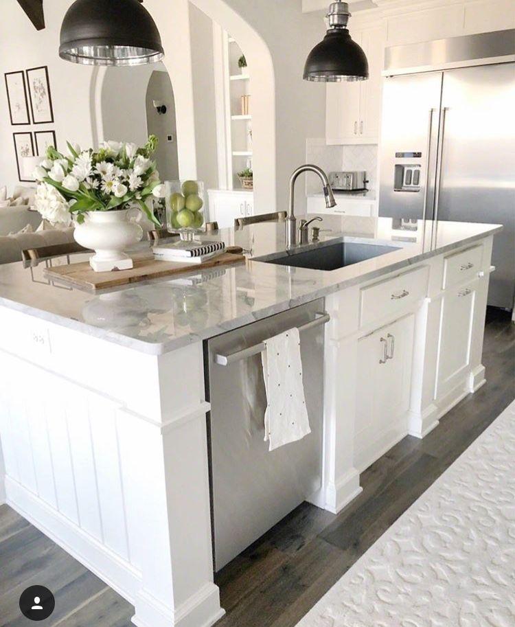 Pinterest Ginagilderman Home Decor Kitchen White Kitchen Design Home Kitchens