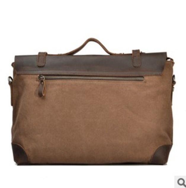 """Messengerbags - * canvastasche messengerbag """"bigpack"""" * - ein Designerstück von WirSindTeilzeithippies bei DaWanda"""