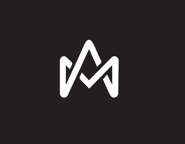 Monogram Ma Letter Monogram Design Newyorkcity Logo Ma