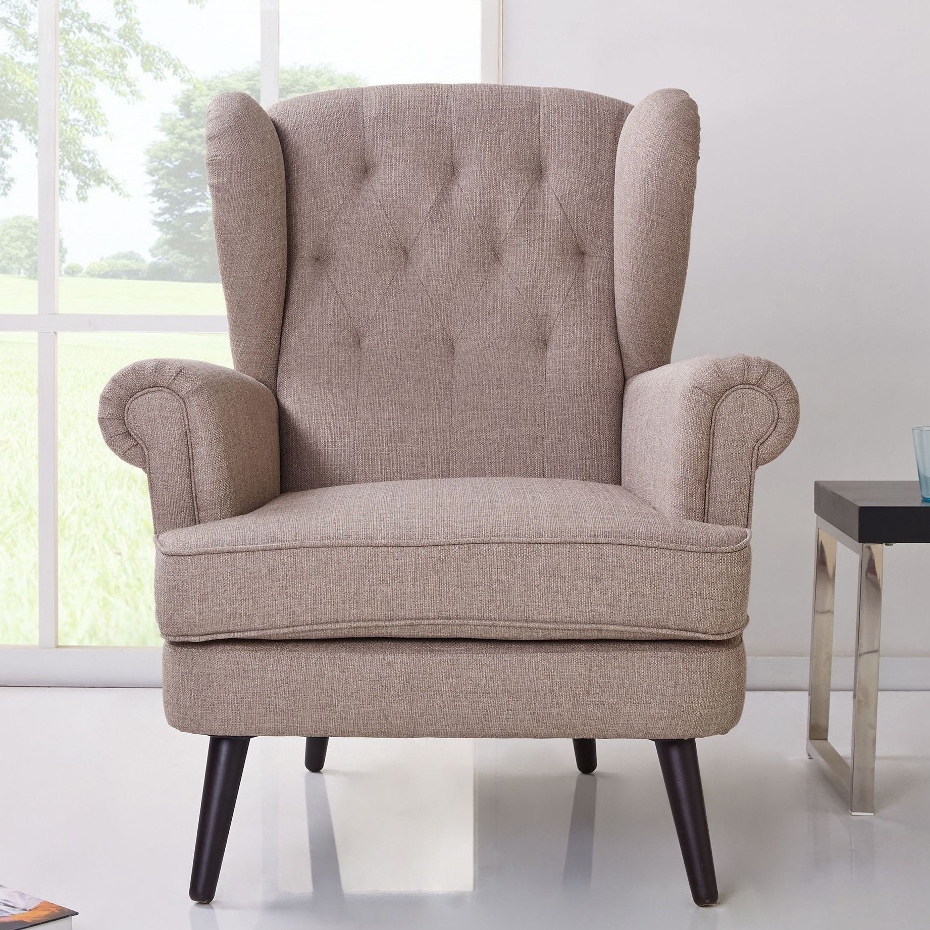 Lincoln Wingback Chair Armchairs for sale, Armchair