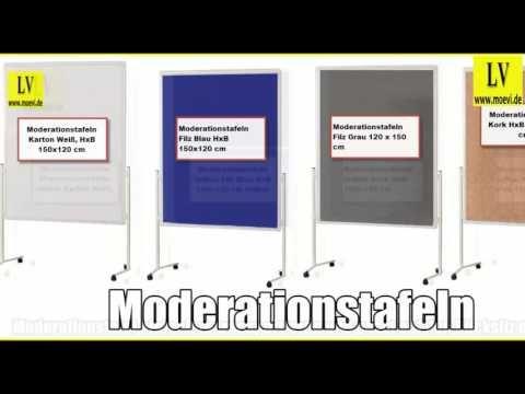 Schulmöbel, Moderationstafel,  Moderationstafel kaufen