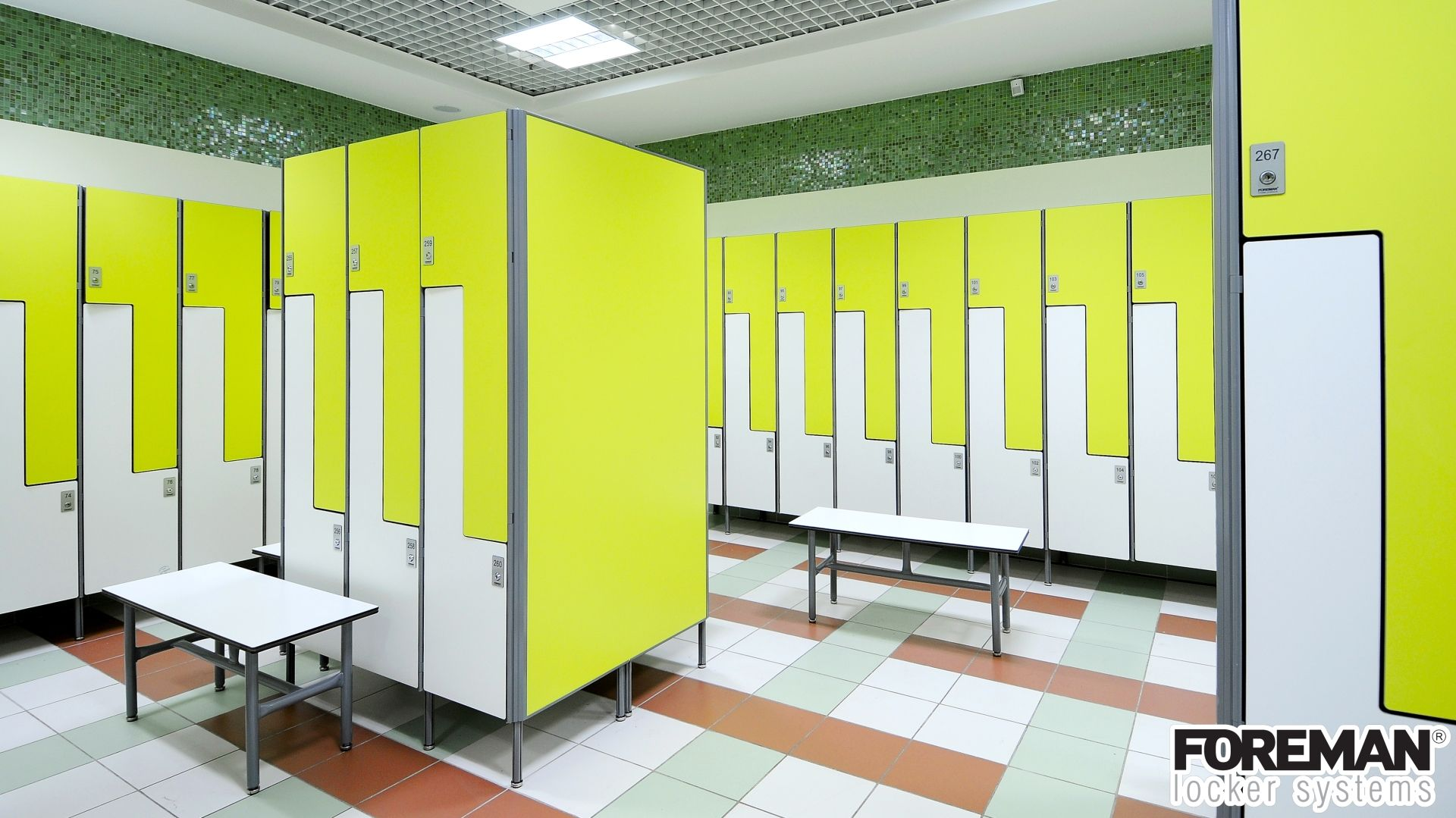 Secure Office Lockers For Hot Desking And Flexible Working Trends Let