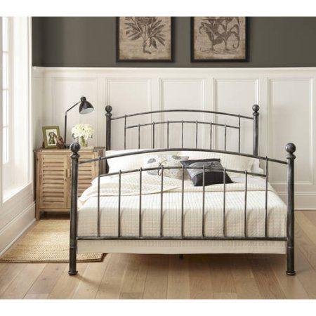 Premier Diana Metal Platform Bed Base Frame, Multiple Sizes   Walmart.com