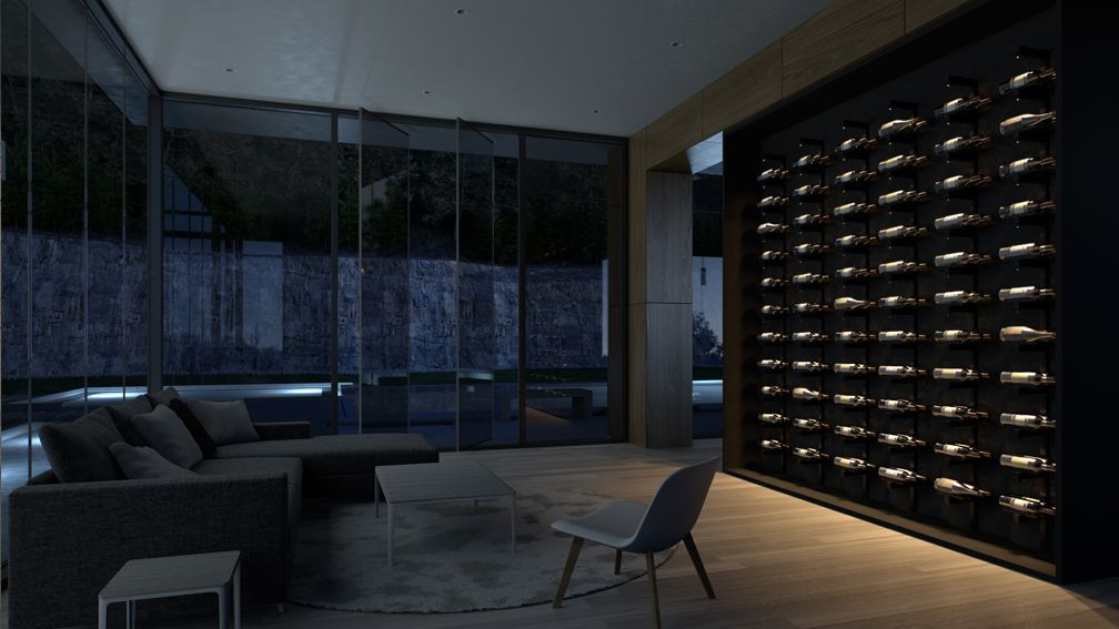 Pin By Architectural Lighting Resourc On Mp Lighting Led Fixtures Wine Cellar Lighting Wine Wall