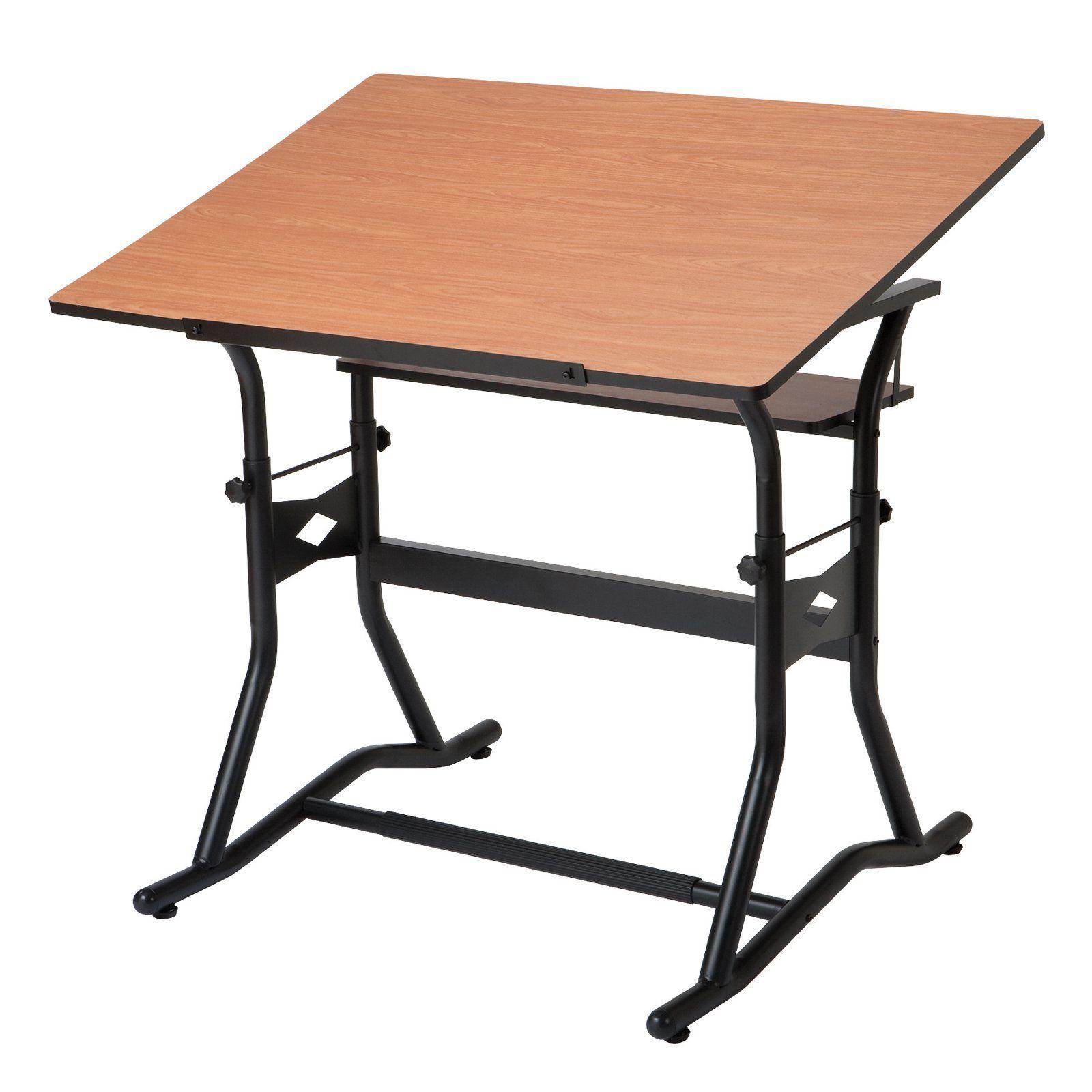 Alvin CraftMaster III Adjustable Drafting Table | From Hayneedle.com
