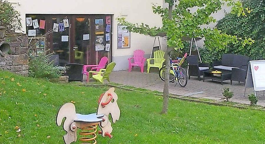 Café als Anlaufstelle für die Jugend mobil.saarbruecker