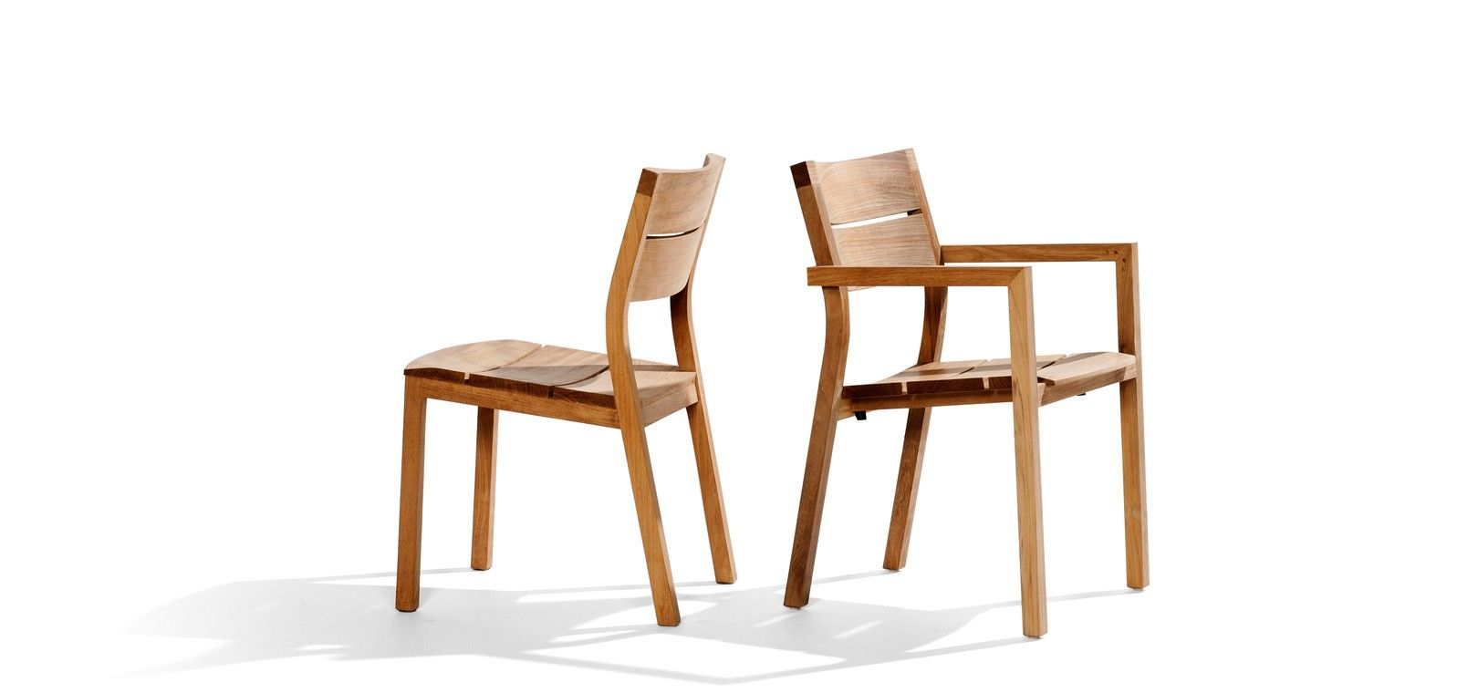 Tribu Chairs Outdoor Chairs Chair Teak