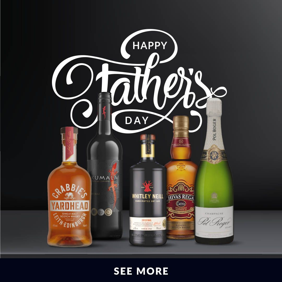 Dont to spoil your father this fathersday
