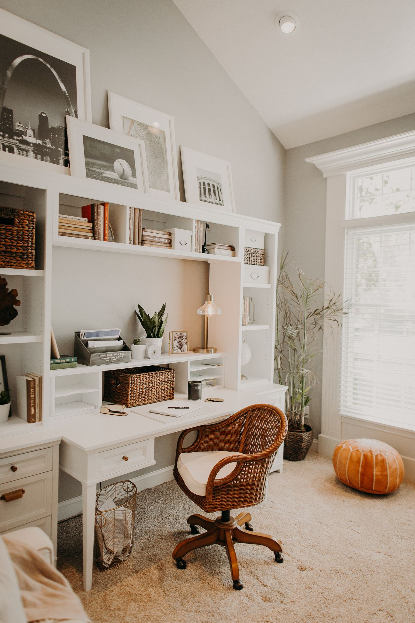 Trotter Lane In Home Office Remodel Design By Traeger