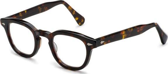 4ab5ce496c6f0 ACCESSOIRE 3  les lunettes. Moscot - Lemtosh (tortoise).