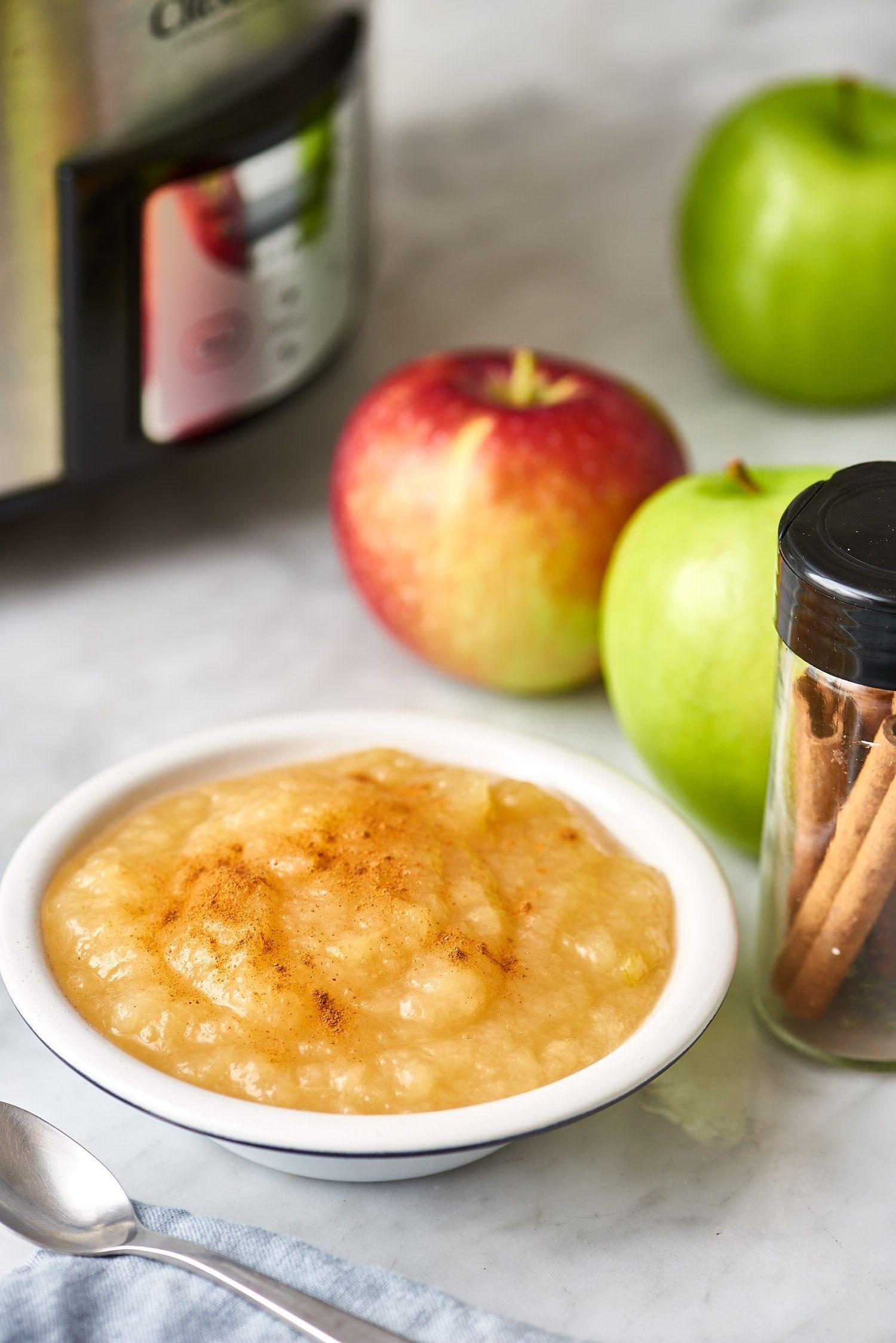 Диета С Яблочным Пюре. Яблочная диета: экспресс-похудение и детокс
