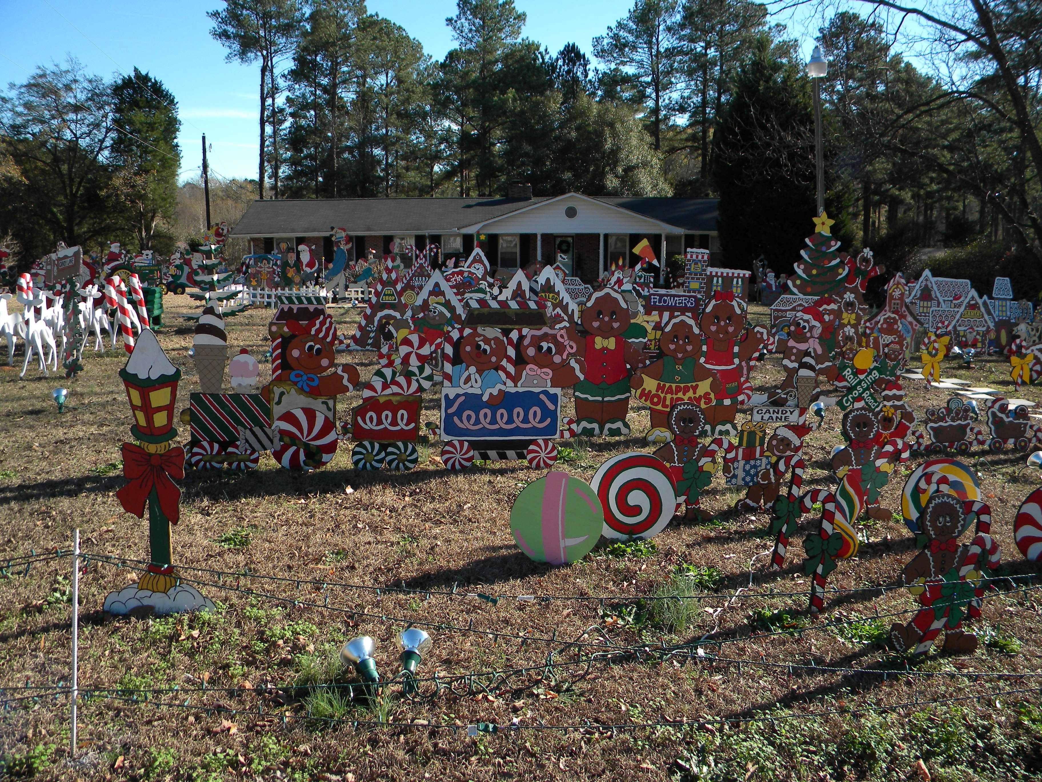 Wooden lawn decorations - Christmas Train Wood Pattern Yahoo Image Search Results