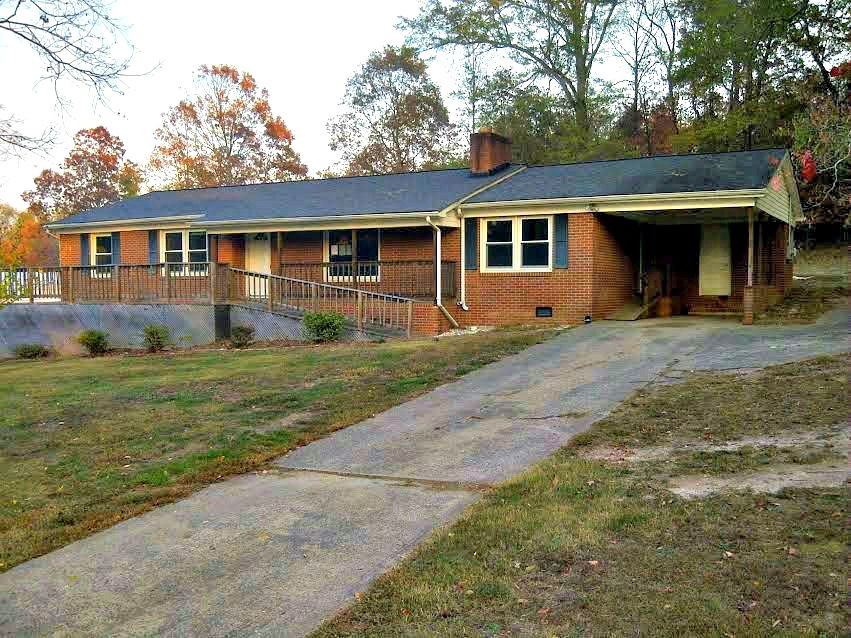 Traditional Ranch Home for Sale in Shelby NC Ranch homes