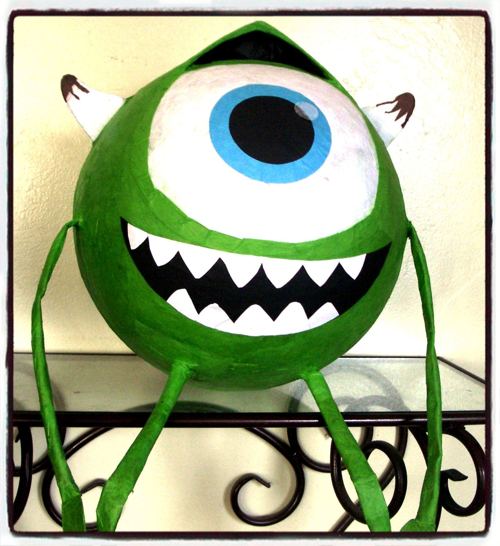 Monster  Pinata by BrendasPINATAS on Etsy, $38.00