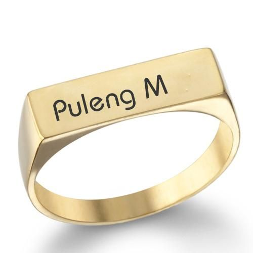 Write Name On Gold Engagement Ring For Groom Birthday Cards