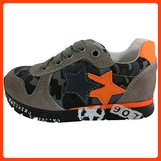 arrives 38ffb 21a12 Naturino , Jungen Sneaker grau grau 20, grau - grau - Größe ...