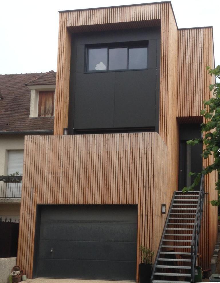 Architecture bois Aquitaine - Construction maison bois Ile-de-France - Budget Pour Construire Une Maison