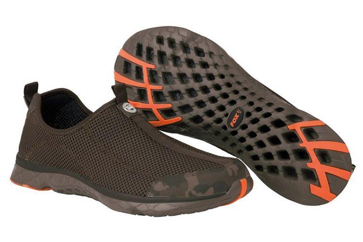 Fox Chunk Camo Trainers | Mesh shoes