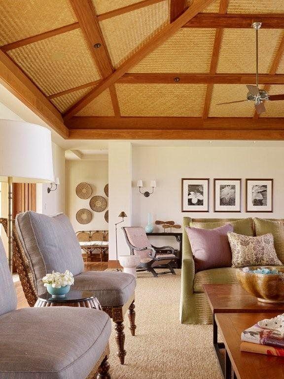 Hualalai Res Living Room Design Inspiration Living Room Ceiling