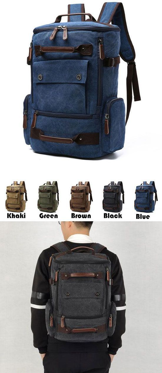 34e63bce2273 Men s Fashion. Hiking · Retro Backpack