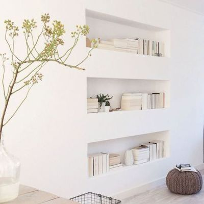 Estanter a pladur todo decoraci n en 2019 pinterest - Librerias para despacho decoracion ...