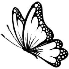 Resultado De Imagen Para Plantillas De Mariposas Para Tatuar