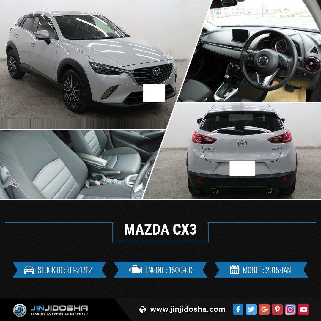 We Have Your Mazda CX3 2015! JinJidoshaJapan Japan