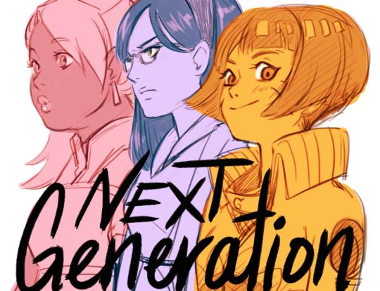 Next Generation of kunoichi