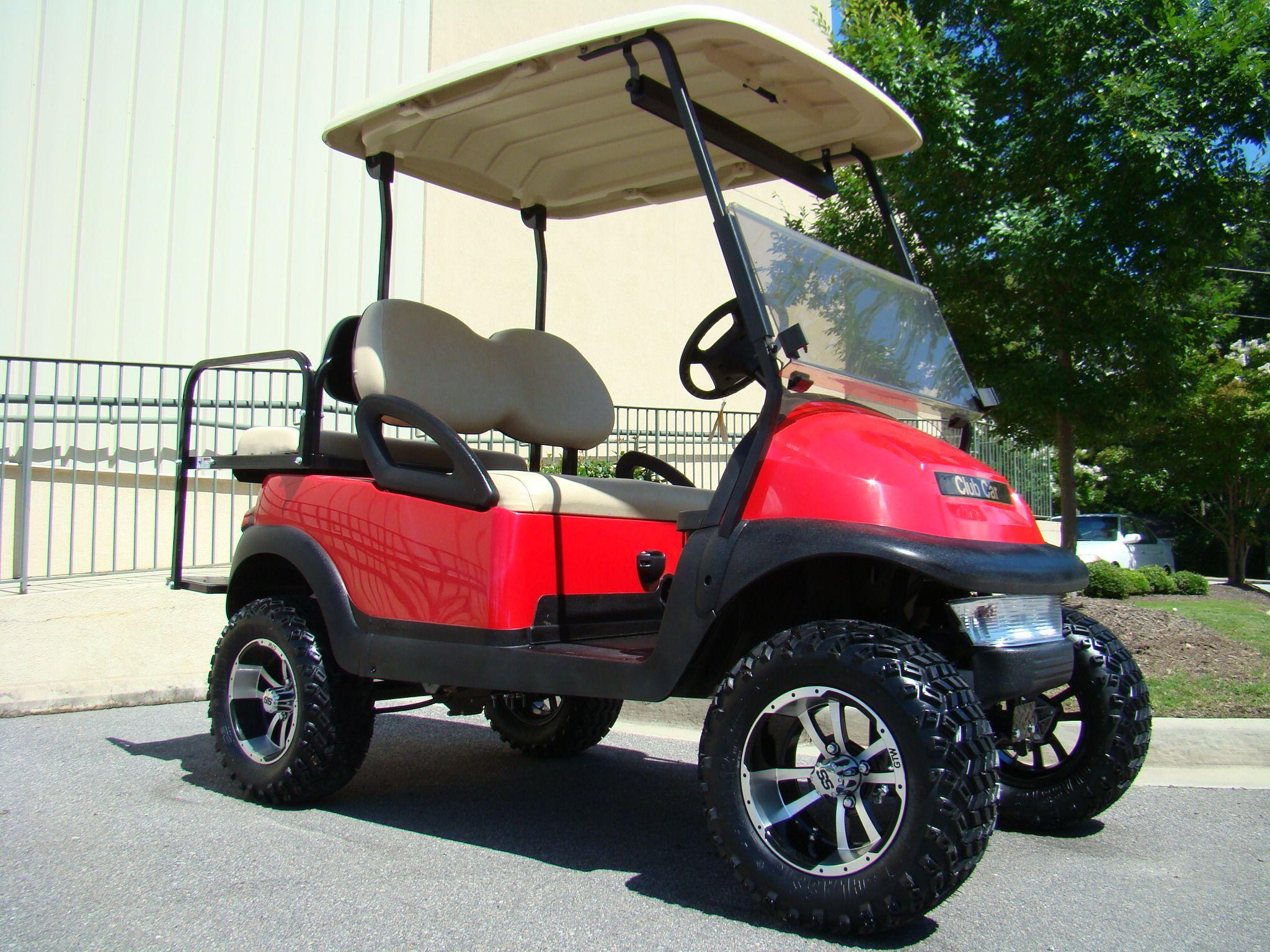 Custom Off-Road Golf Carts | Club Car & MoHo Vroom Vroom ...