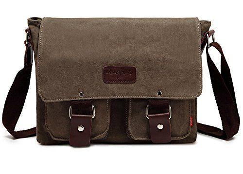 Yoovi Vintage Satchel Flap Over Shoulder Bag Gray Read More At The Image Link