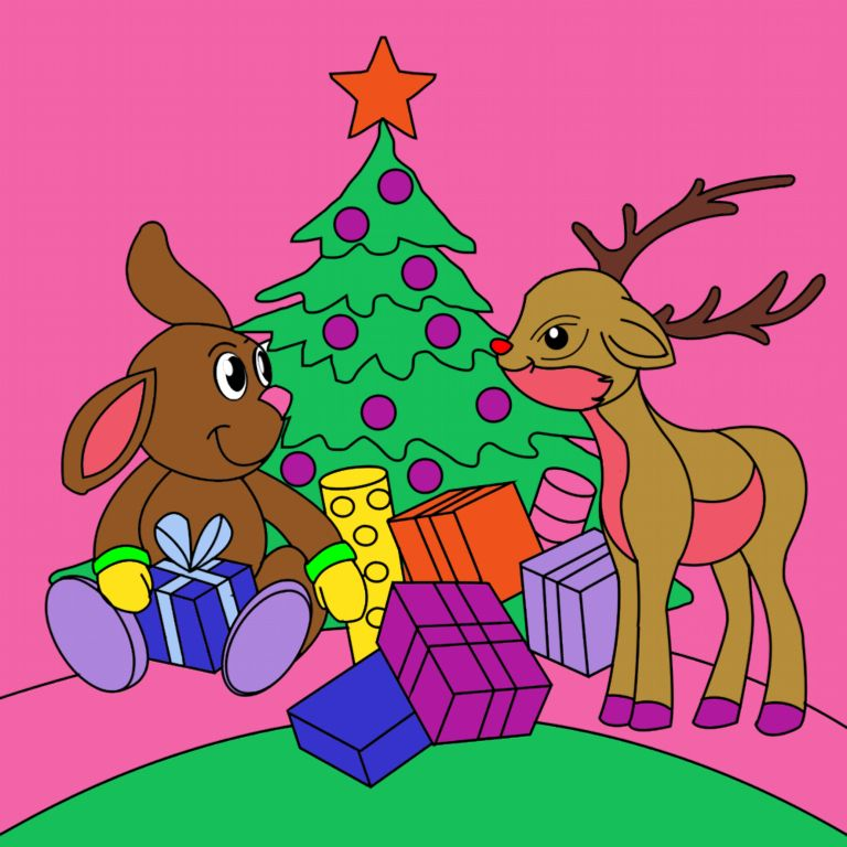 @kidslovedotcom #coloring #pages #coloringbook #christmas ...