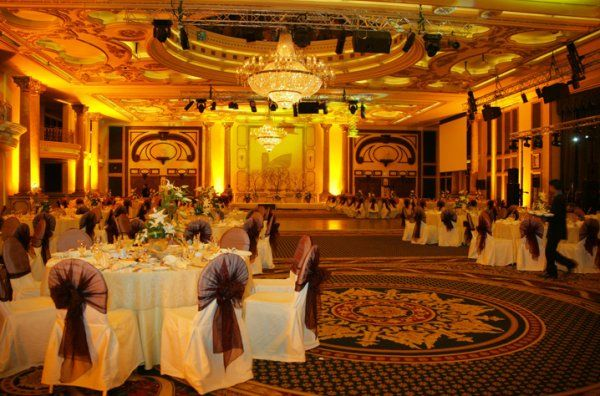 Le Royal Hotel Amman Jordan Wedding Venues Wedding