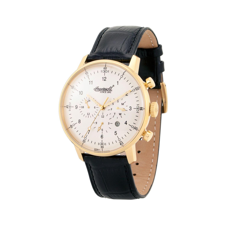 Houston Fine Automatic Timepiece // IN2816GWH