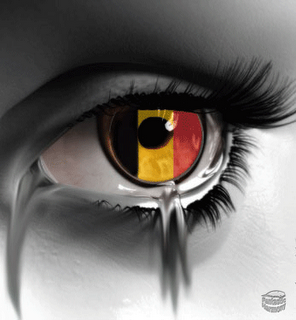We remember the victims of bus accident in the Belgium and 22 children were victims!   Our thoughts are with the families!