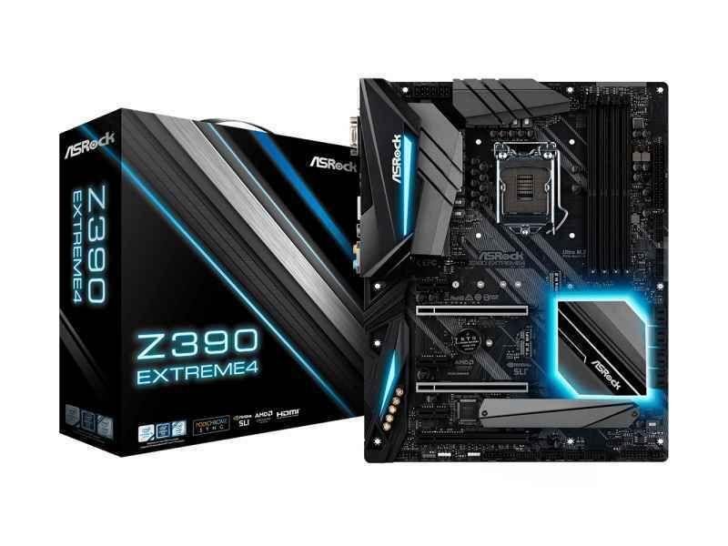 Ebay Sponsored Asrock Z390 Extreme4 Lga 1151 Buchse H4 Intel Atx 90 Mxb880 A0uayz Motherboard Usb Design Ddr4