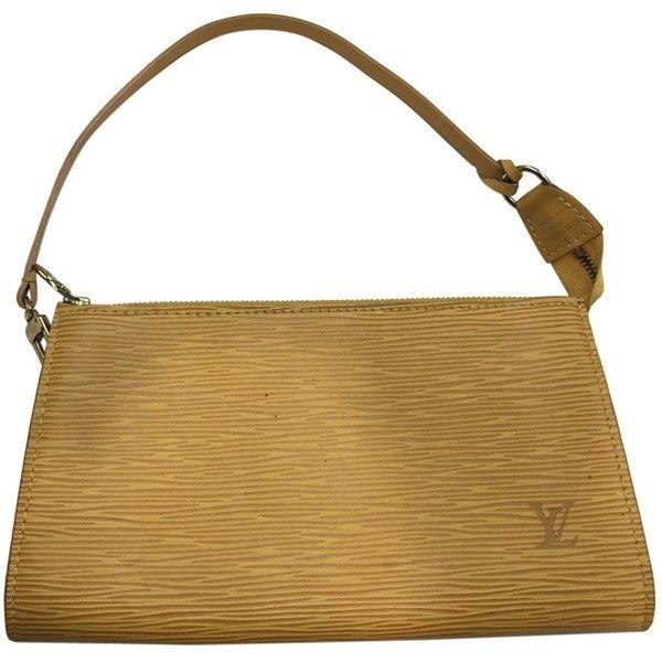 Pre-owned - Pochette Accessoire leather handbag Louis Vuitton 8e5cIdlze