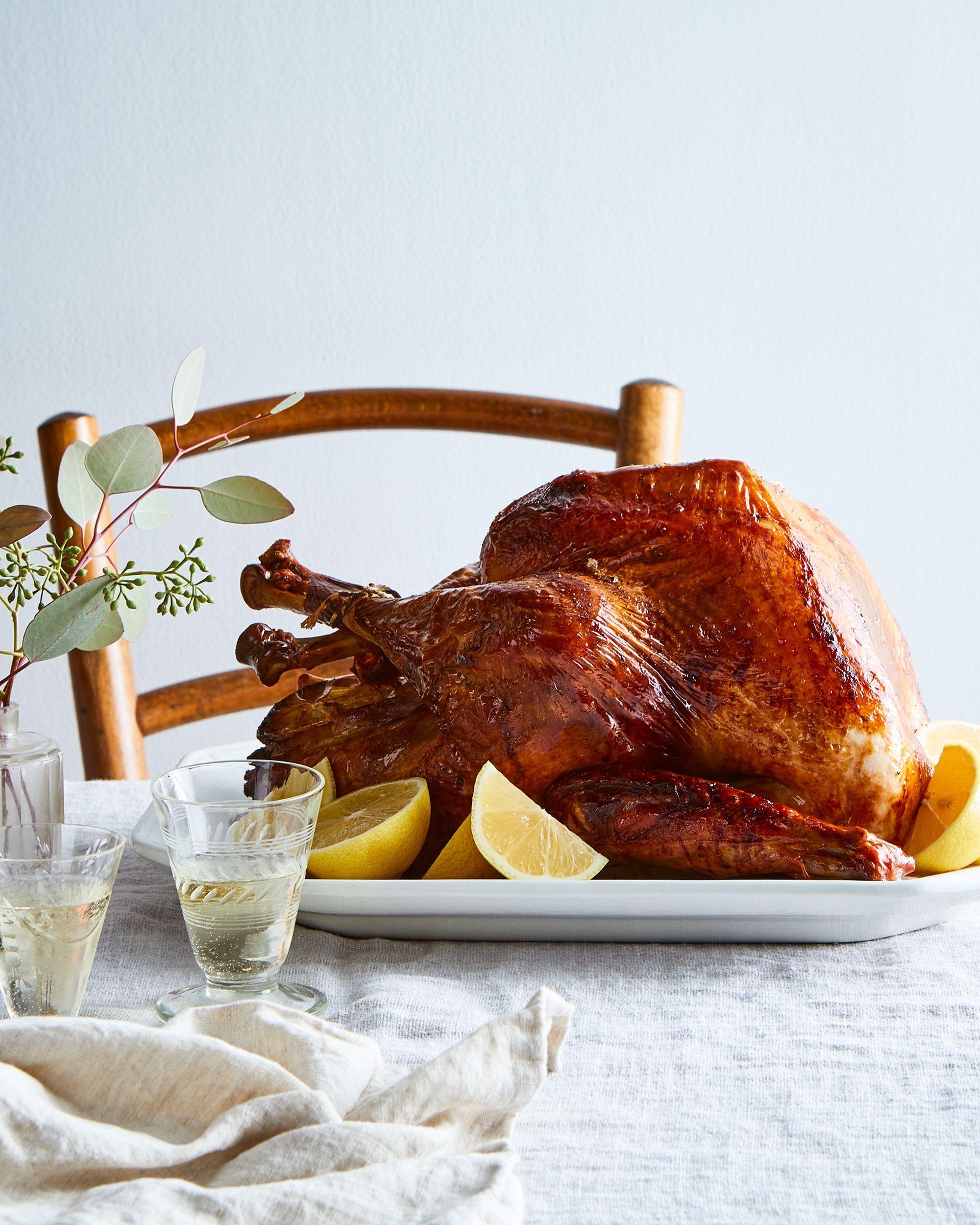 Very Lemony Brined Turkey recipe on Food52 Recipes