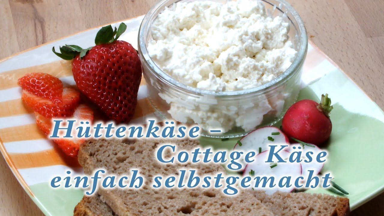 Hüttenkäse - Cottage-Käse selber machen