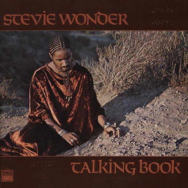 Stevie Wonder Talking Book 1972 C Tamla Stevie Wonder