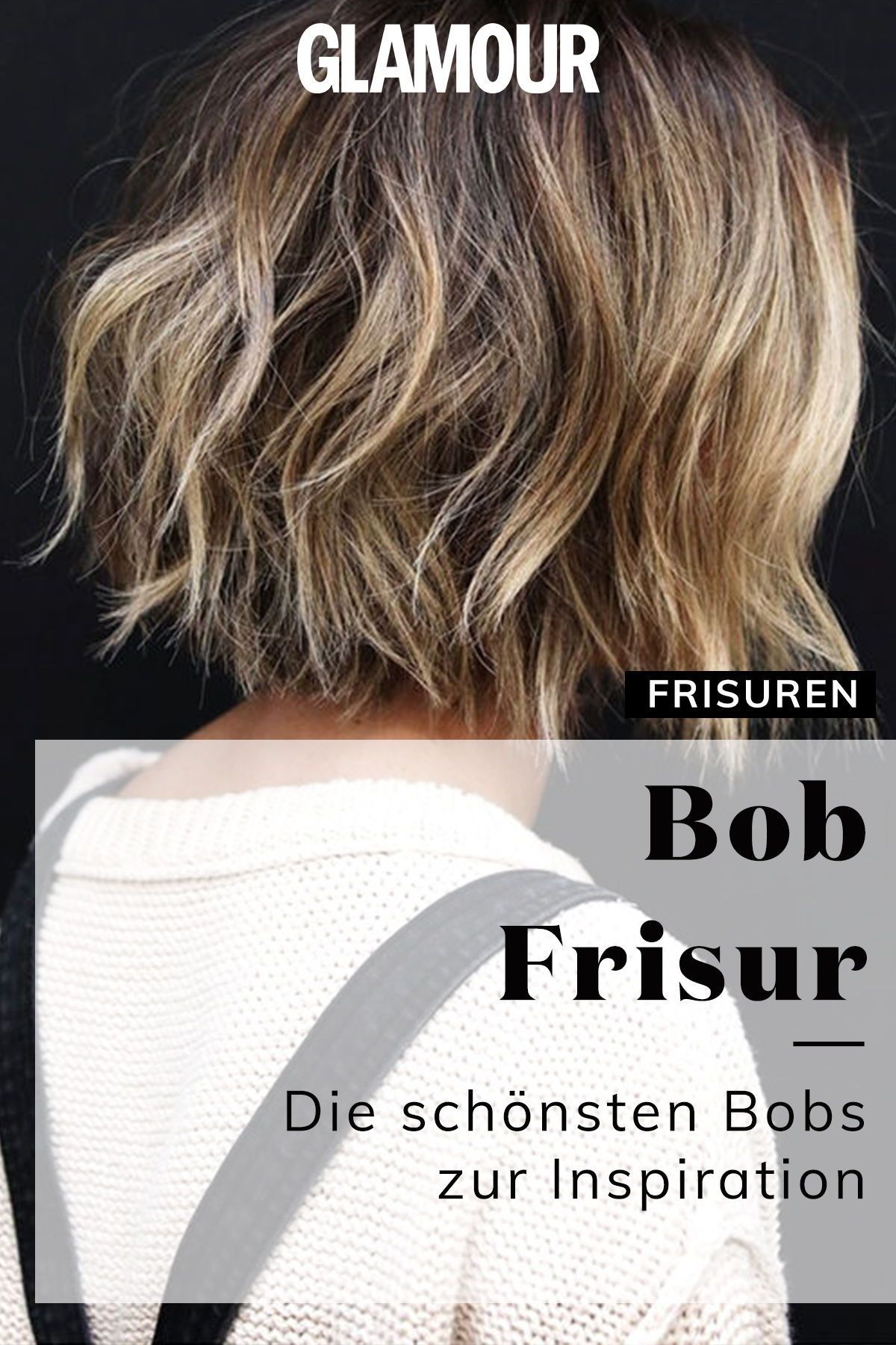 20+ Bob frisur wild Ideen
