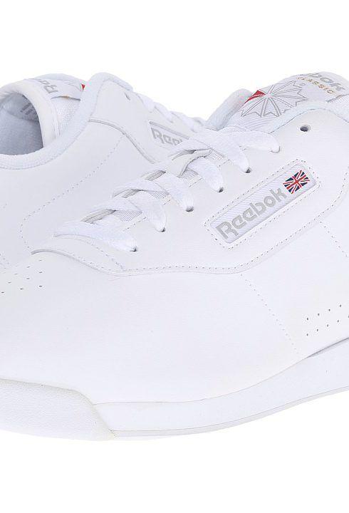 3f7ace4427e7 Reebok Lifestyle Princess (White) Women s Classic Shoes - Reebok Lifestyle