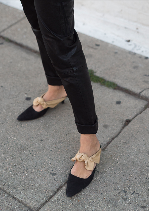 The Row Bow Mules | Shoes in 2019 | Fashion, Fashion gone ...
