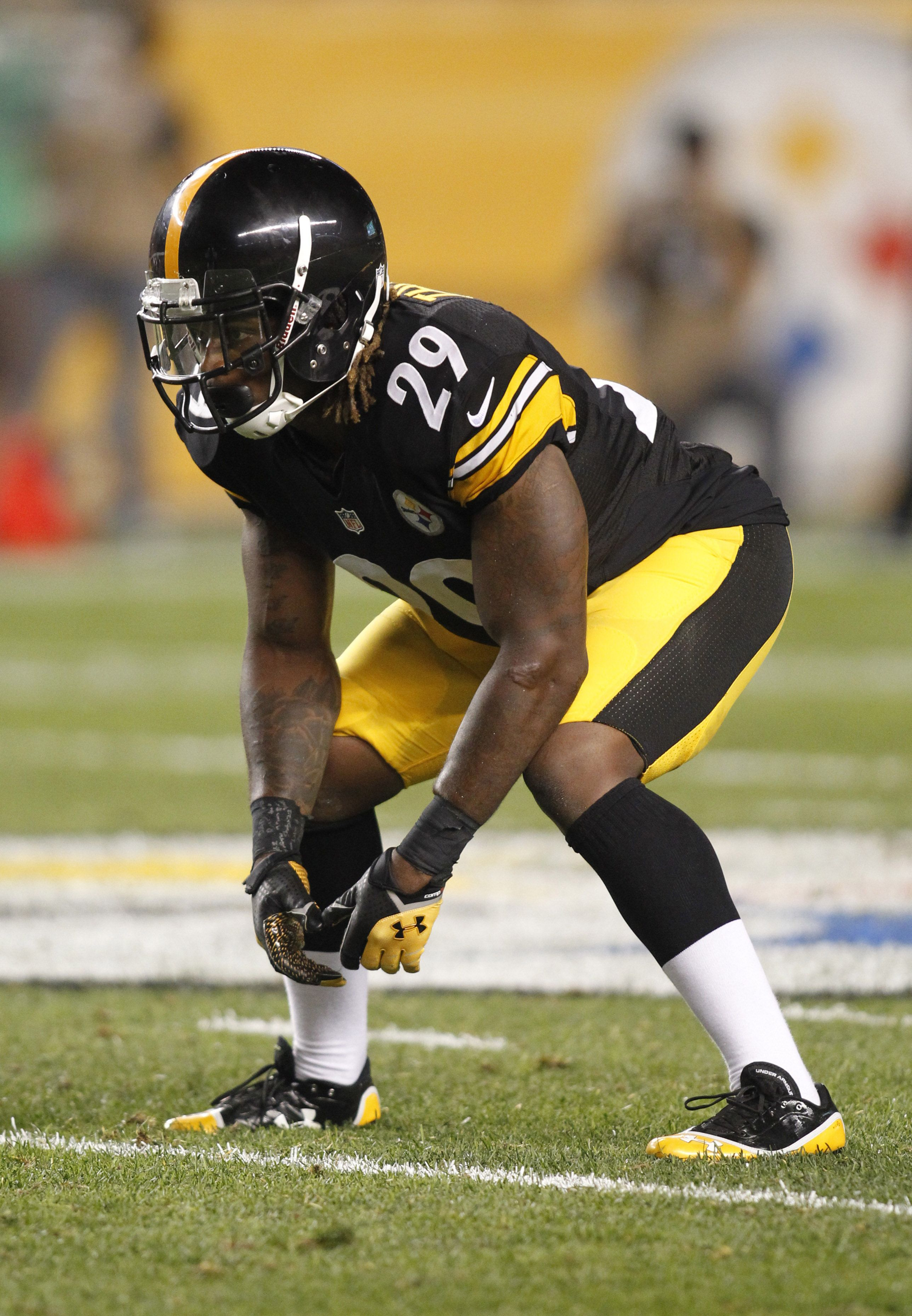 Pittsburgh Steelers strong safety Shamarko Thomas on the