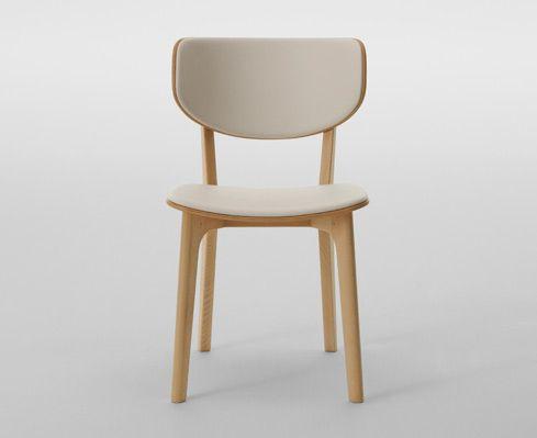 Sedute / Sedie Roundish Armless Chair Cushioned, Maruni