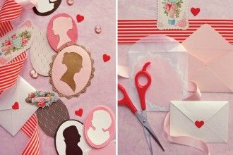 Valentine's Day Cameo Project