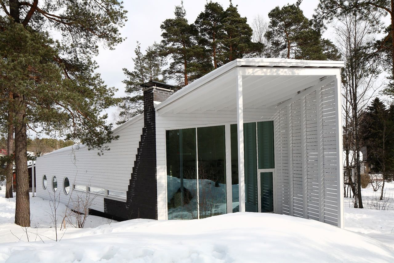 House Apelle By Casagrande Laboratory Architecture Architecture Exterior Container House Design