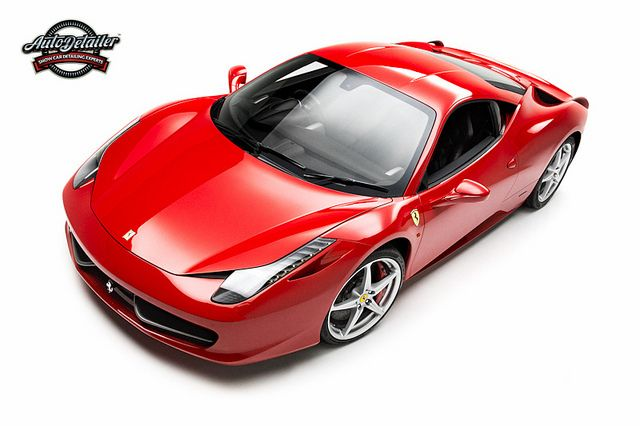 Ferrari 458 Italia by autodetailer, via Flickr