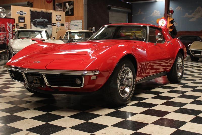 1968 Corvette Coupe For Sale Alabama